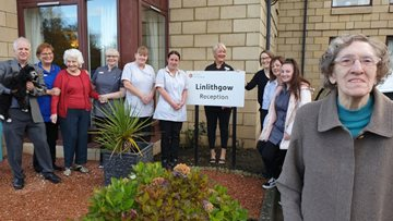 Linlithgow care home receives glowing report from Care Inspectorate