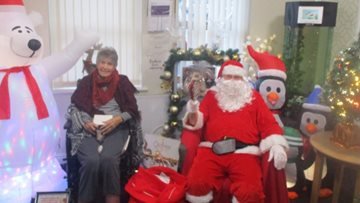 Alexander Court raises a fantastic £600 at Christmas Fair