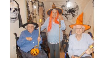 Spooktacular Halloween celebrations at Greenways Court