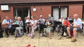 Summer Fun at Willow Court