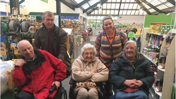 First trip out of 2018 for Residents at Chaseview