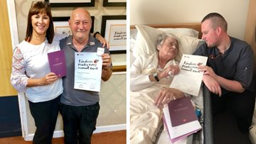 Kind care is celebrated at Mansfield care home
