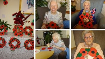 A time to remember at Grimsby care home