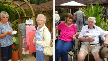 Care Home enjoys success at Summer Fete