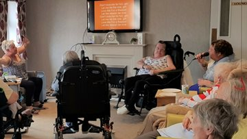 Care Home Open Day at Victoria House