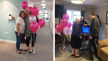Huddersfield Care Home Hosts Charity night for Cancer Awareness