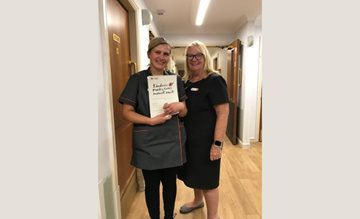 Dartford care home celebrates Kindness