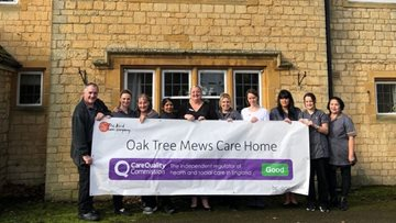 Moreton-in-Marsh care home achieves 'good' across the board in CQC inspection