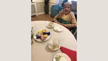 Brixworth care home opens chatter café