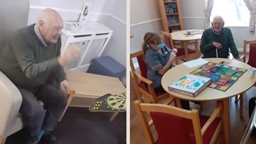A day in the life of a Hebburn care home respite Resident