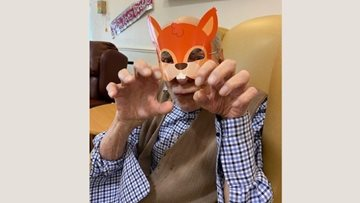 National Wildlife Day celebrated by Hambleton care home