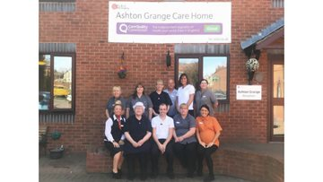 Sunderland Care Home Enjoys Success in CQC Report