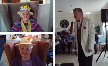 Birmingham care home hold Easter celebrations