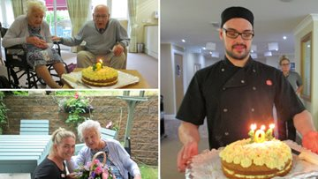 104 reasons to celebrate for Resident at Guisborough care home