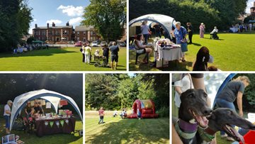 Westmoor View enjoys success at Summer Fete