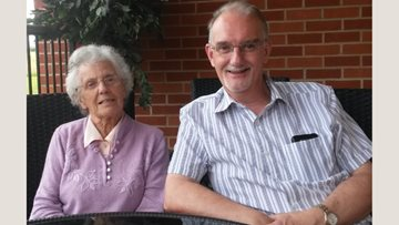 War-time story told of Essex care home Resident