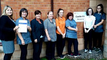 Dumbarton Care Home Enjoys Success in Care Inspectorate Report