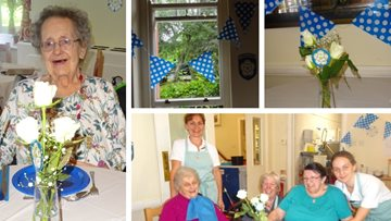 Harrogate care home celebrates Yorkshire Day