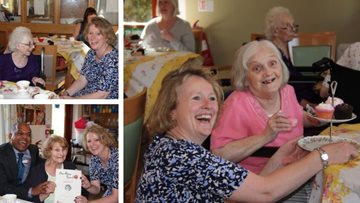 National Care Home Open Day Celebrations at Chelmsford Care Home