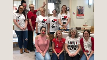 Red Nose Day at Foxton Court