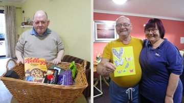 Acts of kindness at Inverness care home
