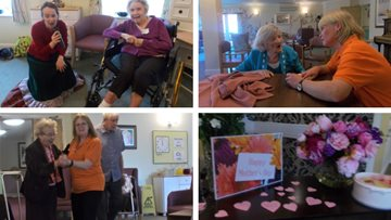 Essex care home reminisce for Mothers Day