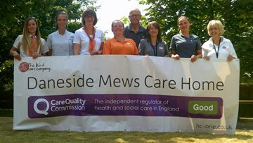 Northwich Care Home Enjoys Success in CQC Report