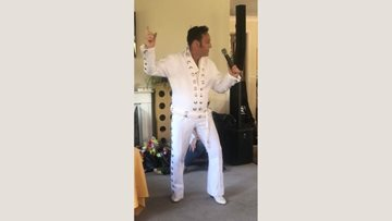 Stevenage Care Home Welcomes King of Rock and Roll