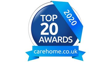 Residents rate Caerphilly care home as one of the top 20 in Wales