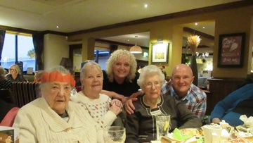 Parklands Residents enjoy festive family celebrations