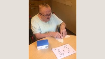 Coventry care home sets up a pen pal club