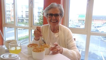 Roseberry Court celebrate National Pie Week