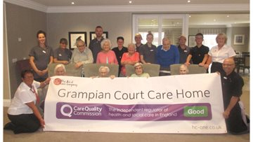 Durham Care Home Enjoys Success in CQC Report
