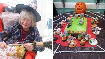 Spook-tacular Halloween treats and fang-tastic fun taking place at HC-One Care Homes