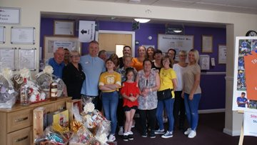 Glasgow care home raised £3000 for Residents on Gala Day
