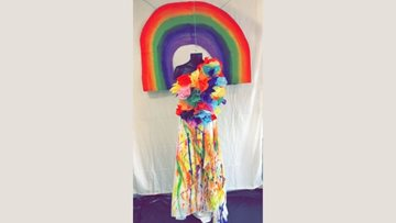 Eckington care home celebrate Pride Month