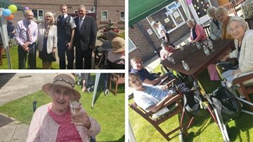 Prescot Care Home Celebrates Art in Care