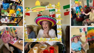 Mexican Partido day for Tividale Residents