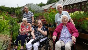 Blooming good day for Chandlers Ford Residents