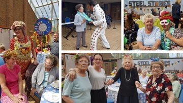 Redcar care home celebrates Dementia Action Week