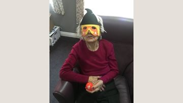 Hebburn care home host Halloween 'spook-tacular'