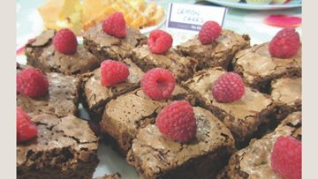 Burntwood care home Residents enjoy baking afternoon