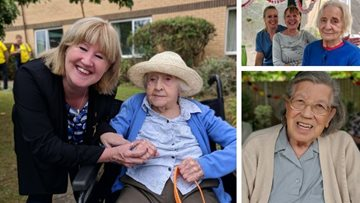 Watford Care Home Celebrate Summer Fete Which Raises £300