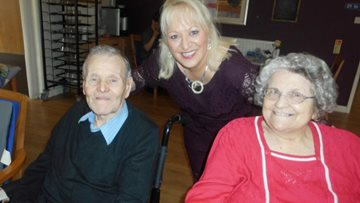 Classical music afternoon for Salford care home Residents