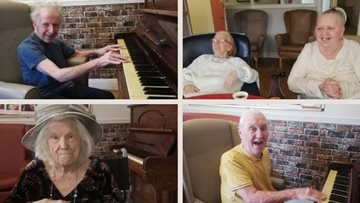 Hindley Residents take a trip down memory lane