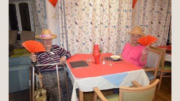 Hayes care home welcomes the 'Year of the Rat'
