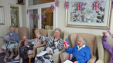 Honiton care home remembers D-Day
