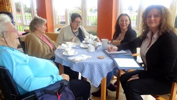 Roseberry Court Celebrate Dignity Day