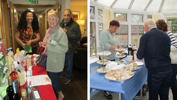 Spring Fayre success at Hinckley care home