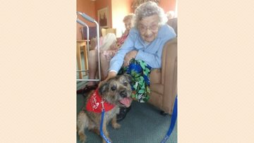 Roseberry Court celebrate the Year of the Dog